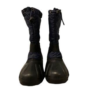 Kamik Kids Snow Boots Blue/Black size 1